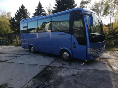 Prenájom autobusu ISUZU - modrý