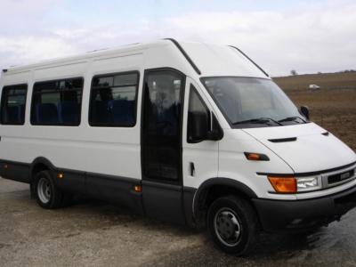 Prenájom minibusu IVECO