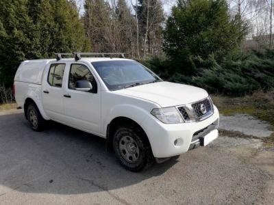 Prenájom vozidla NISSAN Navara 2,5 D