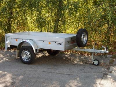 Prenájom prívesného vozíka PONGRATZ LPA 230/12U